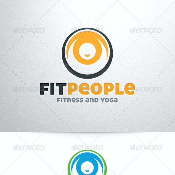 Fit People Logo