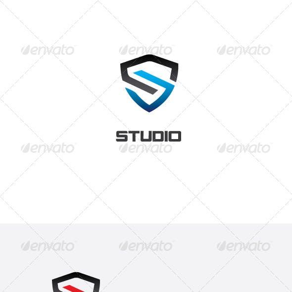 S Letter Logo Template.