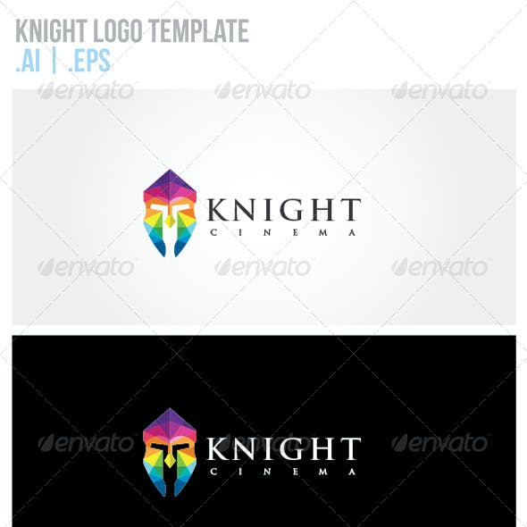 Knight Logo Template
