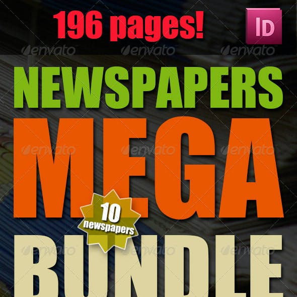 10 Newspapers Mega Bundle