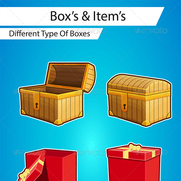 Boxes & Items