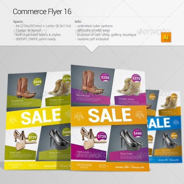 Commerce Flyer 16