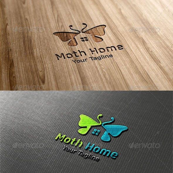 Moth Home Logo