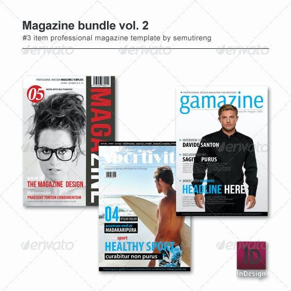 Magazine Bundle Vol 2
