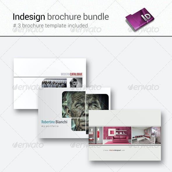 Indesign Brochure Bundle