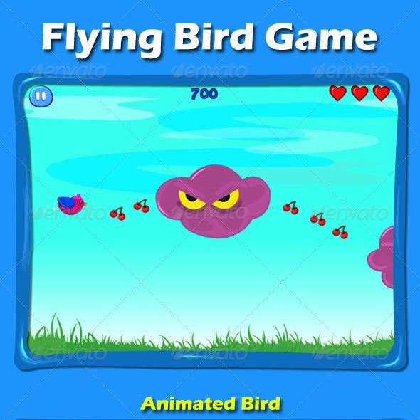 Mini Bird Game Asset