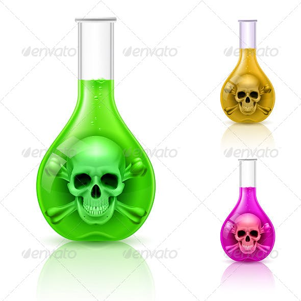Vials with Poison