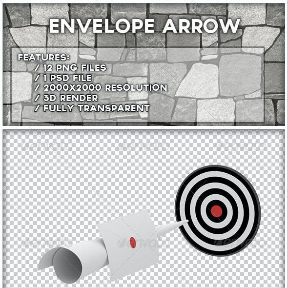 Envelope Arrow