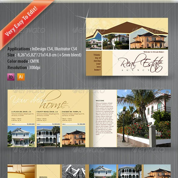 Real Estate Catalog / Brochure