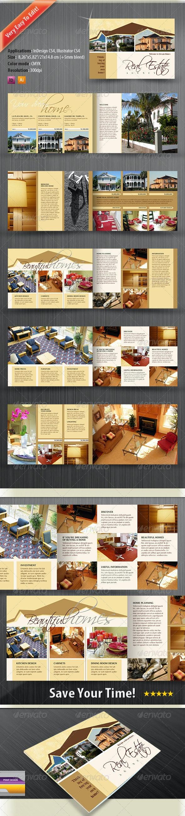 Real Estate Catalog / Brochure - Catalogs Brochures