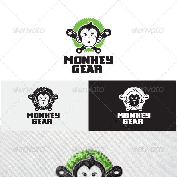 Monkey Gear Logo