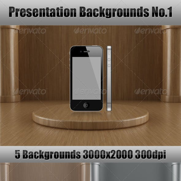Presentation Backgrounds No.1