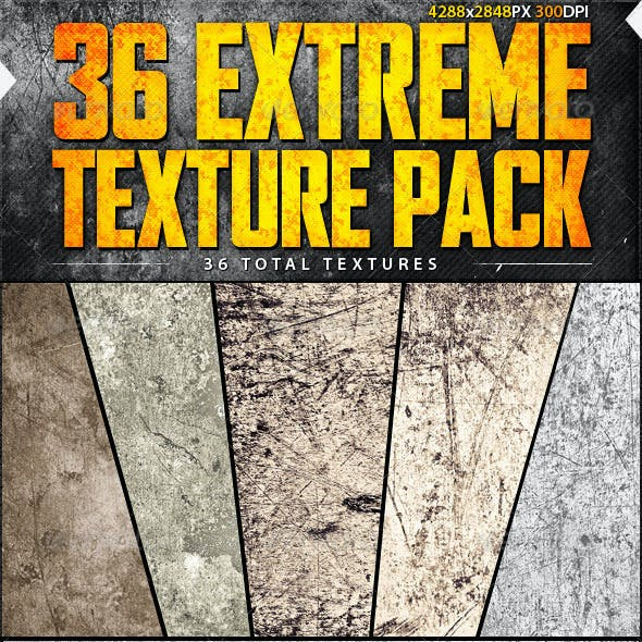 36 Extreme Texture Pack 1