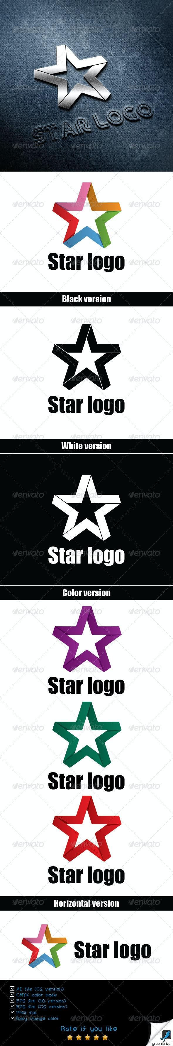 Star Logo Tamplate - Symbols Logo Templates