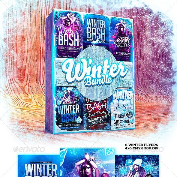 Winter Flyer Bundle