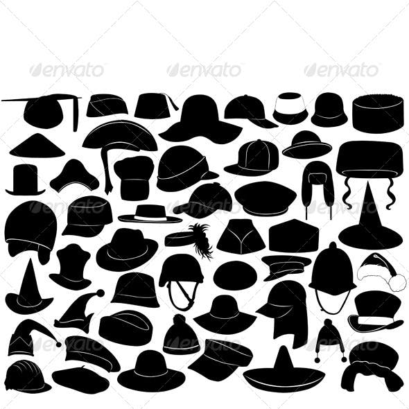 Different Kinds of Hats