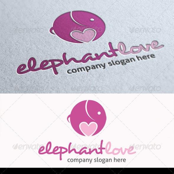 Elephant Love Logo