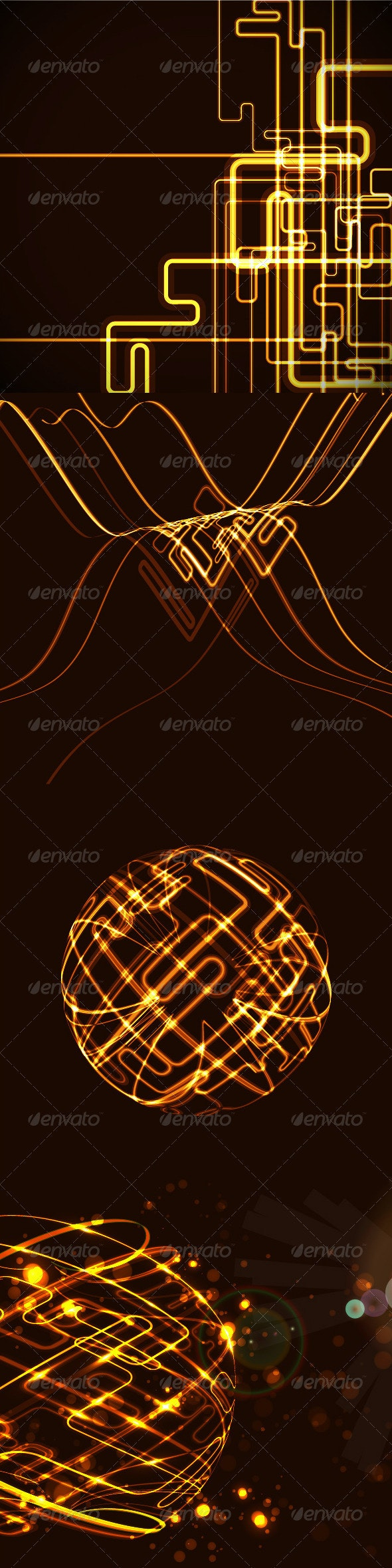 Abstract Background Vector - Backgrounds Business