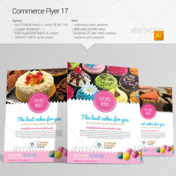 Commerce Flyer 17