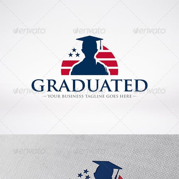 American Graduation Logo Template