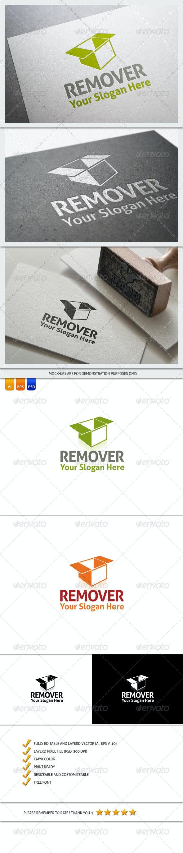 Remover Company Logo Template - Company Logo Templates