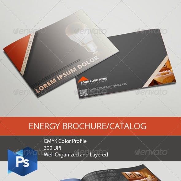 Energy Brochure/Catalog