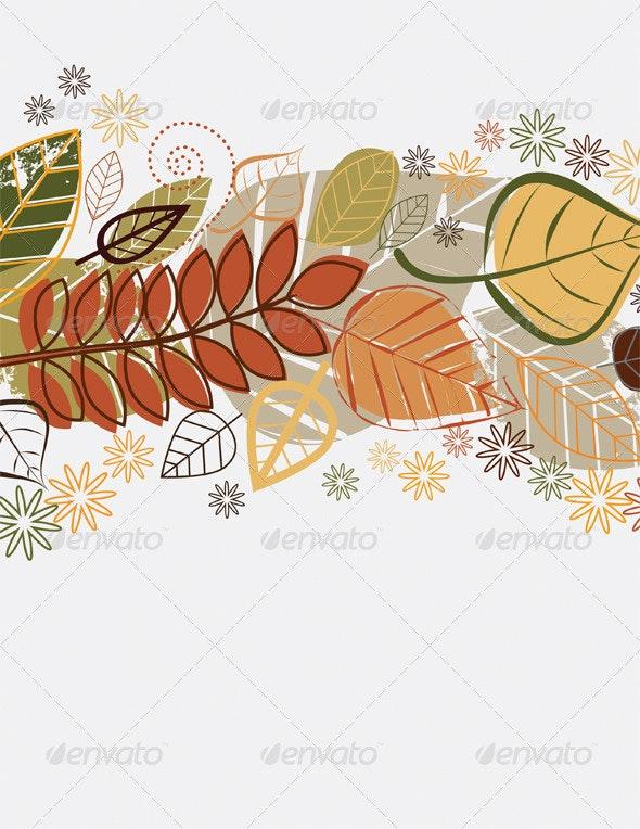 Autumn Leaves - Seasons Nature