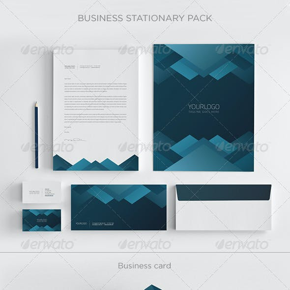 Business Stationary Pack III