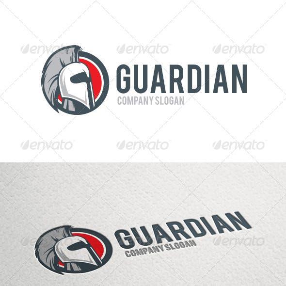 Guardian Knight LogoTemplate