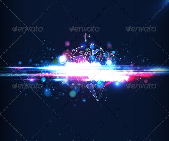 Abstract Background Vector - Abstract Conceptual