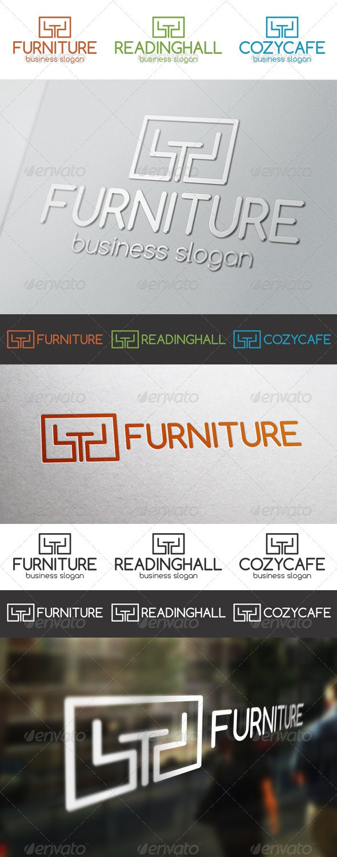 Furniture Multi Purpose Logo - Objects Logo Templates