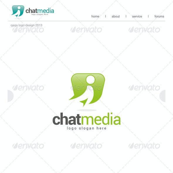 Chat Media Logo