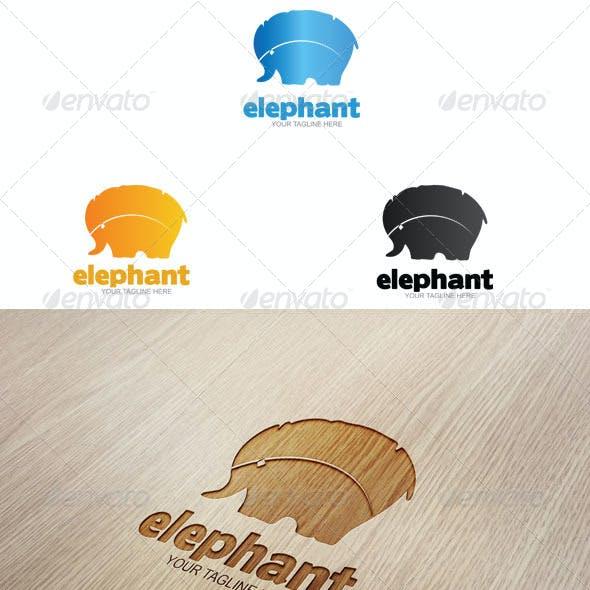Elephant - Logo Template