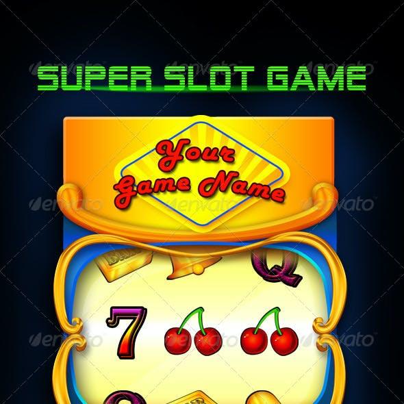 Super Slot Game Asset