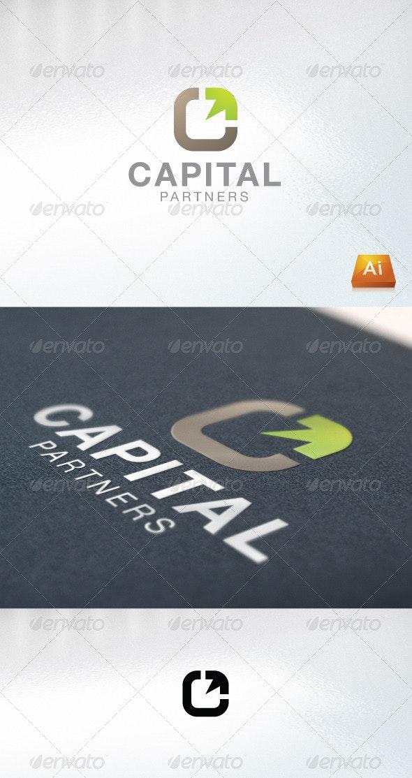 Capital partners - Abstract Logo Templates