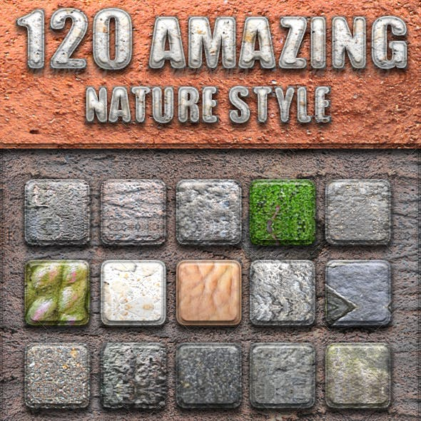 120 Nature Styles