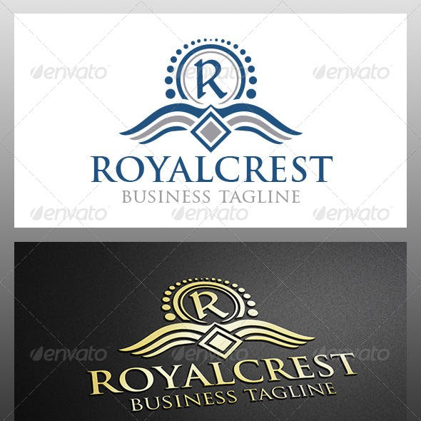 Royal Crest Logo