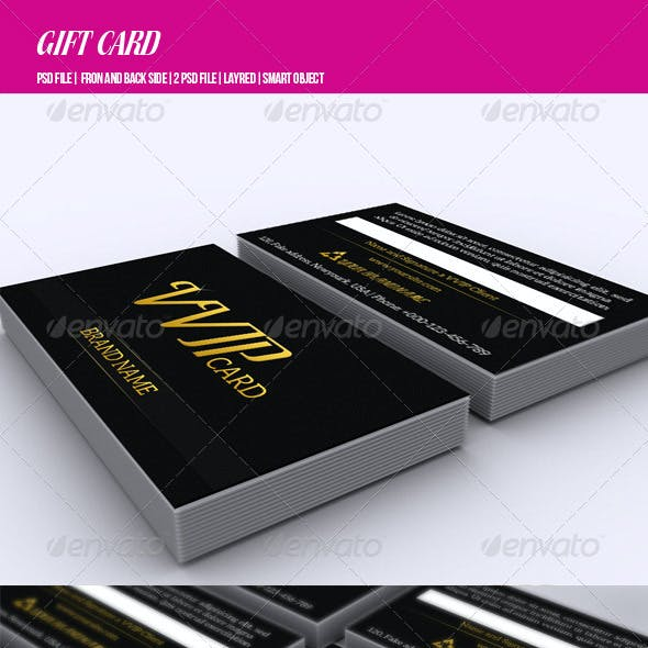 VVIP Card