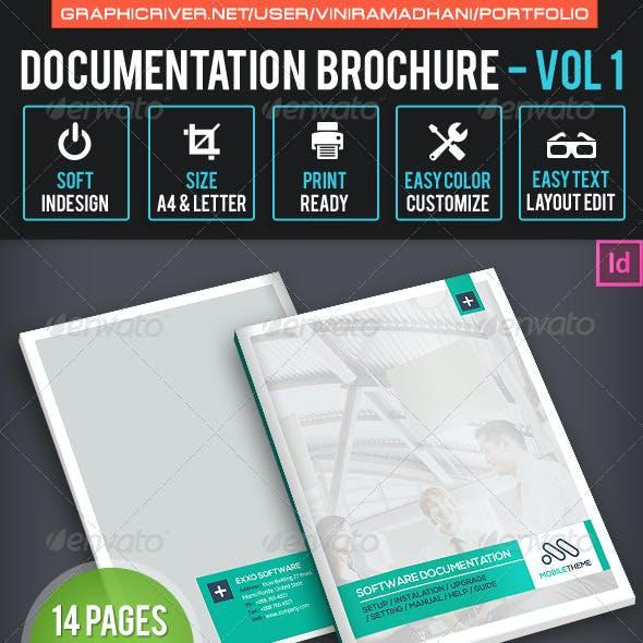 Documentation Brochure   Volume 1