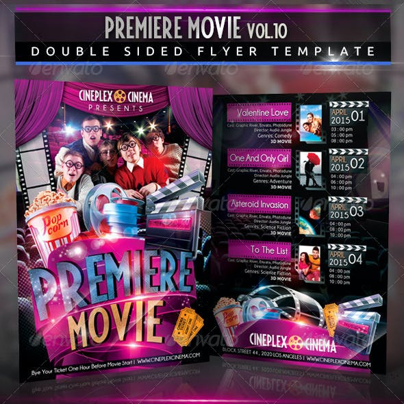 Premiere Movie Vol10