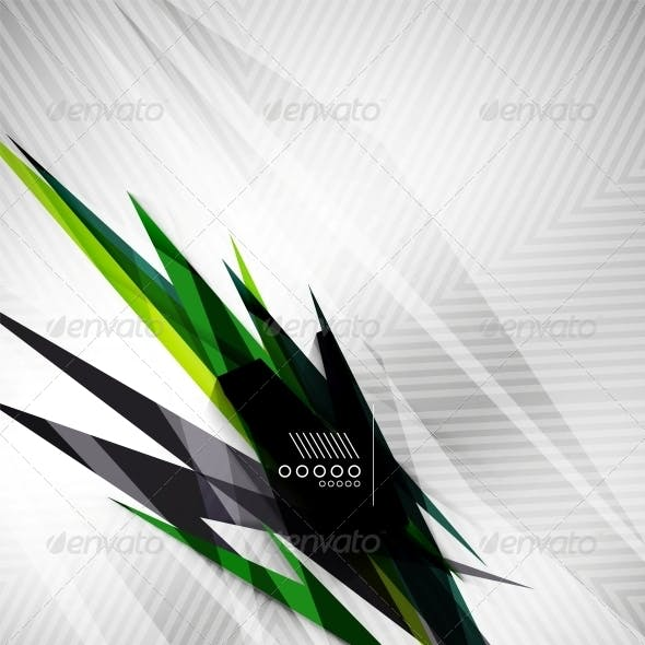 Geometric Lightning Business Background