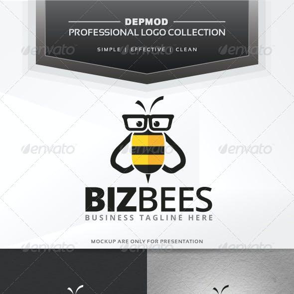 Biz Bees Logo