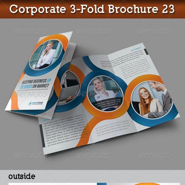 Corporate 3-Fold Brochure 23