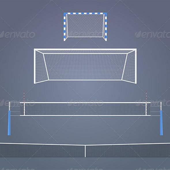 Sports Gates and Nets