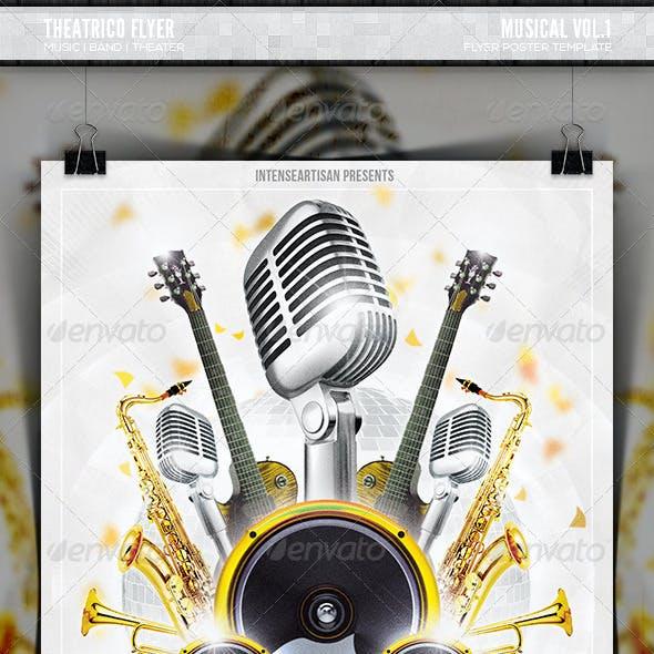 Musical Flyer Vol.1