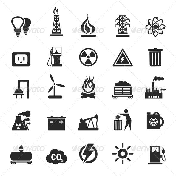 Industrial Icons 3