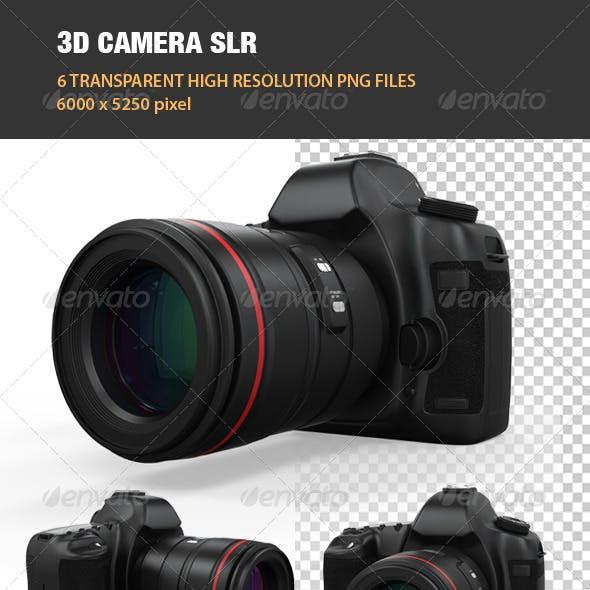 3D Camera SLR