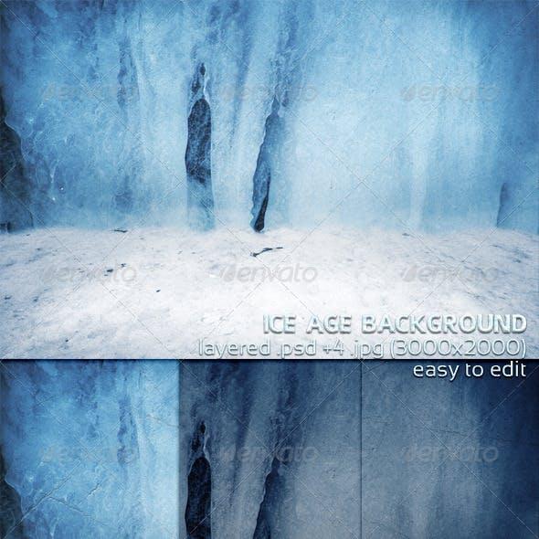 Ice Age Background