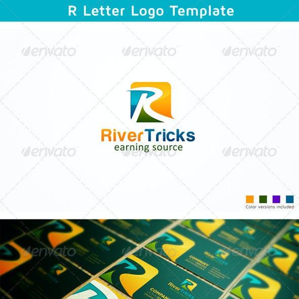 River R Letter