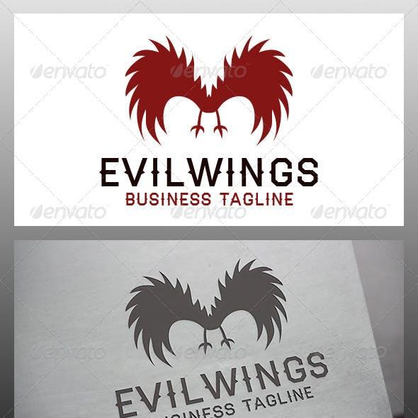 Evil Wings Logo